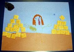 Egyptian Pyramids Craft