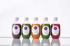 Trueberry Organic Juice in Hiroo detox kit