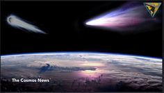 Twin' comets will pass by Earth on Monday, Tuesday; closest in nearly 25...