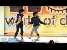 LES TWINS | WORLD OF DANCE | YAK FILMS | WOD SAN DIEGO 2010 | NEW STYLE FRANCE HIP HOP DANCING