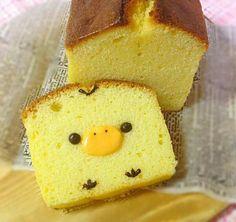 Rilakkuma cake #myanimelife  Live an anime life at http://myanimelife.com