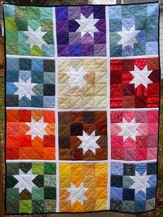 Scrapbox Quilts: Scraphappy Saturday - RSC13 finale!
