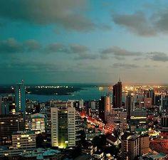 Dar-es-Salaam, Tanzania [7-14 April 2016]