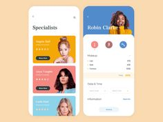 A list of top User Inteface (UI) and User Experience (UX) Design Works for Inspiration . Mobile app interfaces and Web design works. Interaktives Design, Design Food, App Ui Design, Desing App, Best App Design, Dashboard Design, Graphic Design, Mobile App Design, Mobile App Ui
