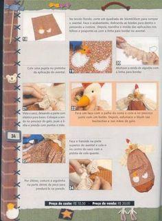 Как сделать пакетницу в виде петуха? Петух-пакетница своими руками?
