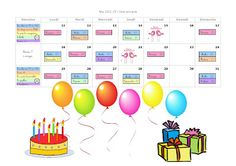 Planification CP / 1ère année 2014-2015