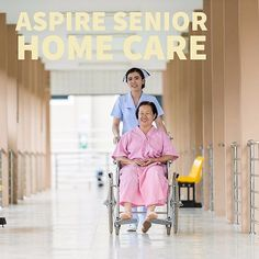At Aspire Senior Home Health Care Service we are a united team of professionals with a commitment to in home Senior care. We understand the importance of senior home care, and help to ensure your loved ones are taken care of. We provide skilled services to Seniors in their own homes to help promote quality of life.