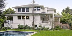 Mark Zuckerberg's Silicon Valley home