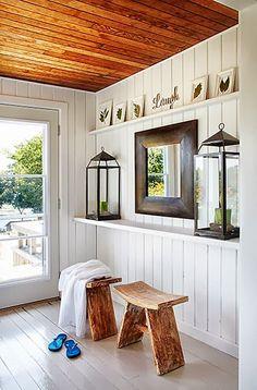 Things We Love: Natural Ceilings - Design Chic