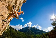 Independence Pass offers a variety of climbing for all skill levels.