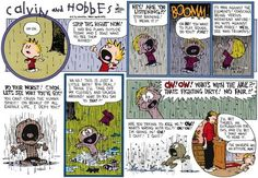 Calvin and Hobbes Comic Strip, May 06, 2012 on GoComics.com