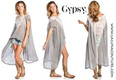 Our Gypsy 05 sheer silk top is perfect for any glamour girl looking for easy to wear, chic style. This sheer tunic is lightly dyed at the neckline and will keep you on trend with its high-low, flowing design.      100% Silk Georgette.     Eco-friendly materials and dye-processes.     Made in Hollywood, CA, U.S.A.  Only $99! Order now! https://www.lalunacouture.com/gypsy-05-sheer-silk-top.html  #gypsy05 #tunics #spring #boho #lookbook
