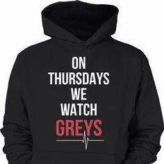 On Thursday's We Watch Grey's