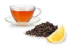 Tea : Tè Nero Limone