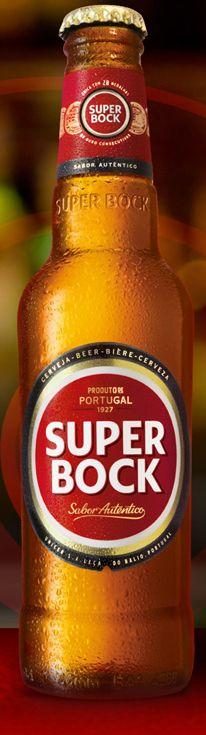 Super Bock #bier #beer - Rob Clarke Typography