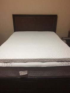 Pillow Top Mattress Covers Captivating Therapedic™ Deluxe 3Inch Luxury Quilted Memory Foam Mattress Topper