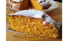 Torta di carote e ricotta senza glutine BlogGz la cucina di miky