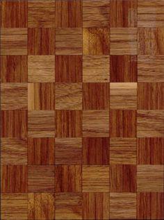Lille Walnut Wood Dollhouse Miniature Flooring Kit | eBay dining room