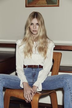 So seventies #blouse