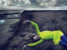Mert Alas & Marcus Piggott Editorial : Against Nature - W Magazine - Mars 2011