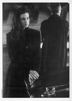 The Model Archives of Marlowe Press Monica Bellucci Zoom (Paris)1988