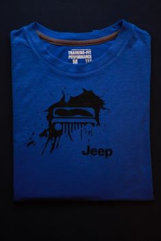 Custom Jeep T-shirt - Custom signs, flags, banners, string art signs, etc. Visit out site for more details and pictures! www.hiddenstonearts.com