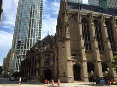 Catholic Church near Loyola University