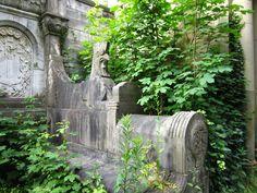 Berlin, Canada und überhaupt...: Romantische, alte Friedhöfe in Berlin