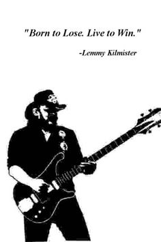 Born to Lose. Live to Win – A Review of Lemmy by Mick Wall – House of 1000 Books Lemmy Kilmister Frases, Rock And Roll Quotes, Superhero Silhouette, Goth Music, Trade Books, The Stooges, Death Quotes, The Way He Looks, Kind Person