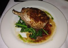 Pork Chop from Corso 98, Montclair, NJ: https://njmonthly.com/category/eat-drink/table-hopping/