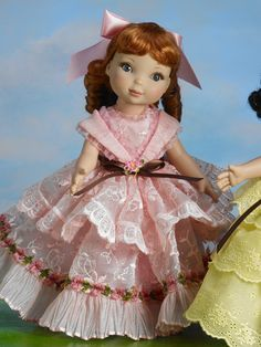 Petite Filles | Tonner Doll Company #TonnerDolls #FashionDolls