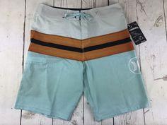 NEW Hurley Phantom Men's Board Shorts Swimwear Size 32 NWT $60 #Hurley #BoardShorts