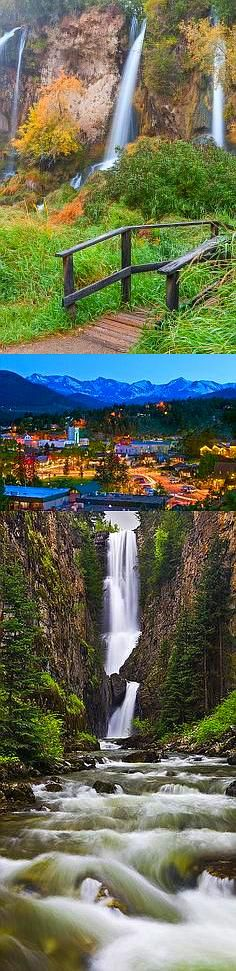 A great photomontage of waterfalls pictures | ohlikes.com