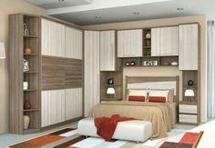 Bedroom Bed Design, Bedroom Furniture Design, Modern Bedroom Design, Home Room Design, Home Bedroom, Home Interior Design, Bedroom Decor, Bedroom Furniture Inspiration, Bedroom Built Ins