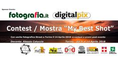 "Contest / Mostra ""My Best Shot"" 