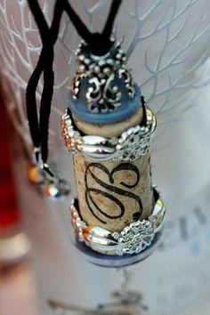 wine cork by dixie