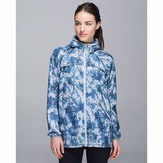 SALELululemon jacket LULULEMON rare misty II Drizzle rain jacket. Brand new without tags. Selling on ♍️ecari for  shipping lululemon athletica Jackets & Coats