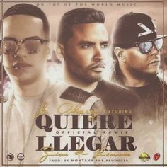 NEW - MP3'S - VIDEOS: Quiere llegar - J Alvarez Ft Zion & Lenox