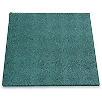 Granuflex Rubber Tile - Green - 500 x 500mm