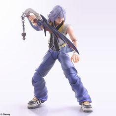 Crunchyroll - Riku - Kingdom Hearts II Play Arts Kai