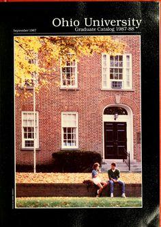 Ohio University Bulletin. Graduate catalog, 1987.