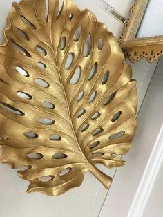 decoracion en dorado. Más en www.virginia-esber.es