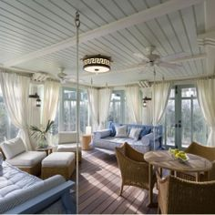 Let me whisk you away to a charming Swedish sanctuary on the coast of Florida on today's home tour.