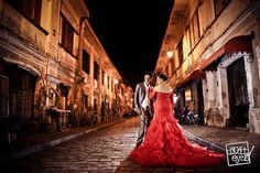 This is uniquely breathtaking.Wedding in Vigan Ilocos Sur - Ronald and Camille Wedding Makati City, Quezon City, Vigan Philippines, Ilocos, Wedding Party Favors, Wedding Stuff, Photography, Ideas, Photograph