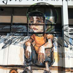 Street Art Utopia » We declare the world as our canvas » herakut_street_art_9