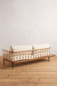kalmar sofa by district Sofa Furniture, Living Room Furniture, Outdoor Furniture, Outdoor Decor, Home Furnishings, Cribs, Sofas, Home Goods, Armchair