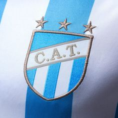 Atletico Tucumán Home Kit Released - Footy Headlines Football Shirts, Blue Stripes, Light Blue, Product Launch, Wallpapers, Seasons, Kit, Stickers, Football Equipment