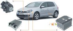 Mild Hybrid Electric Vehicle (MHEV) – architectures