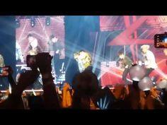 BTS - KCON in Paris 2016, France, I NEED U (fancam)