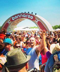 Bonnaroo 2014: Where The Rocket Man Meets Yeezus (GOD I hope I survive this!!!!)